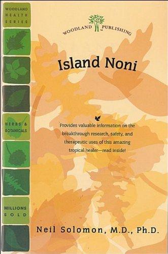 Island Noni (Woodland Health) - Woodland, Publishing