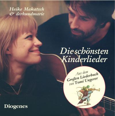 Die schönsten Kinderlieder - Heike Makatsch