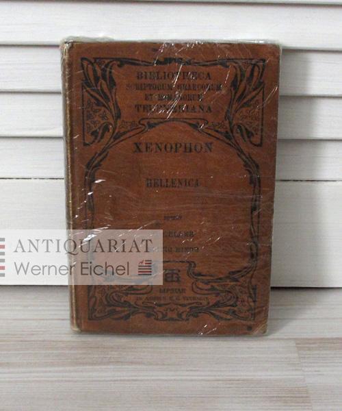 Historia Graeca.: Xenophon / Xenophontis;