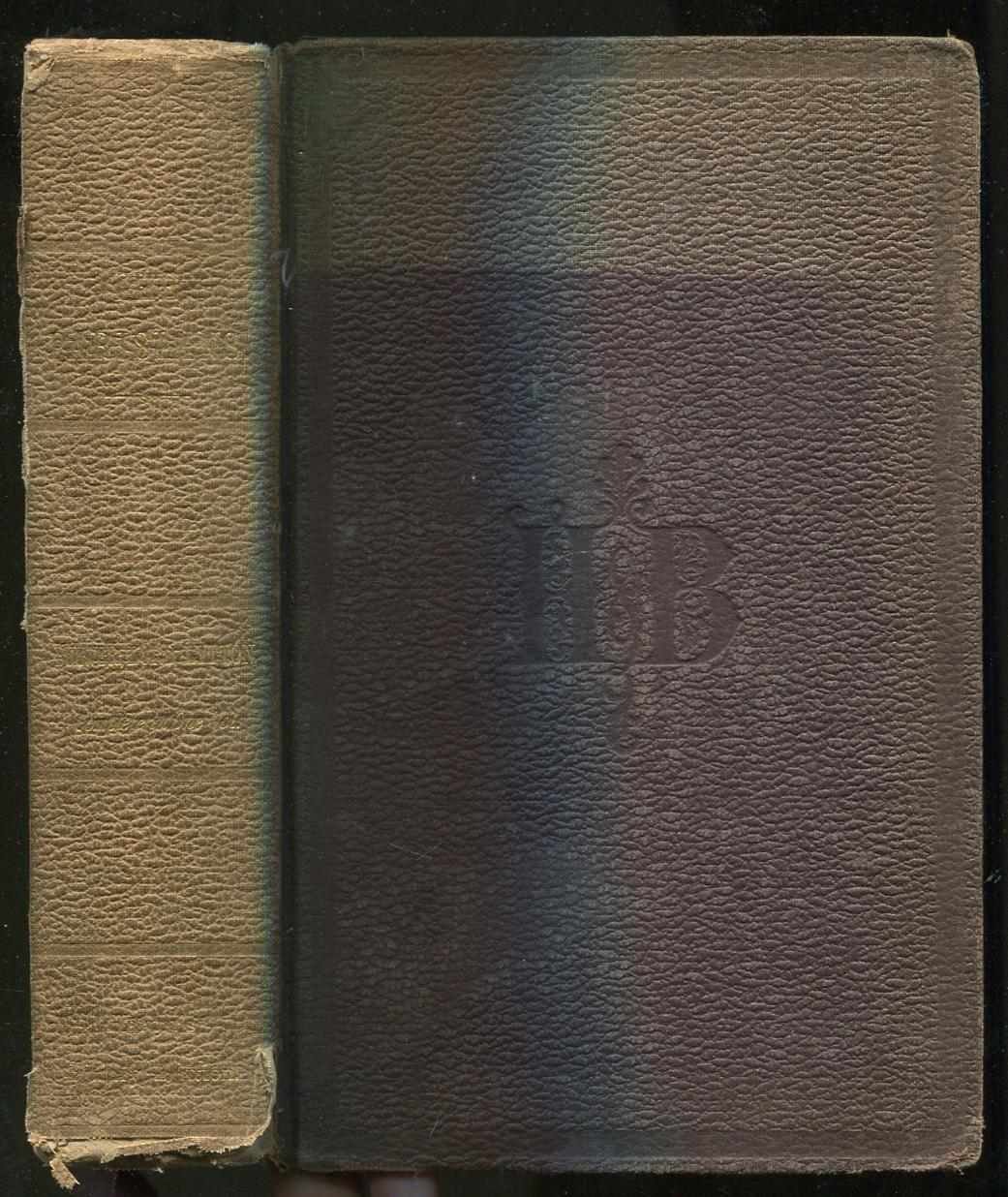 The Parisians: In Two Volumes: BULWER, Edward, Lord