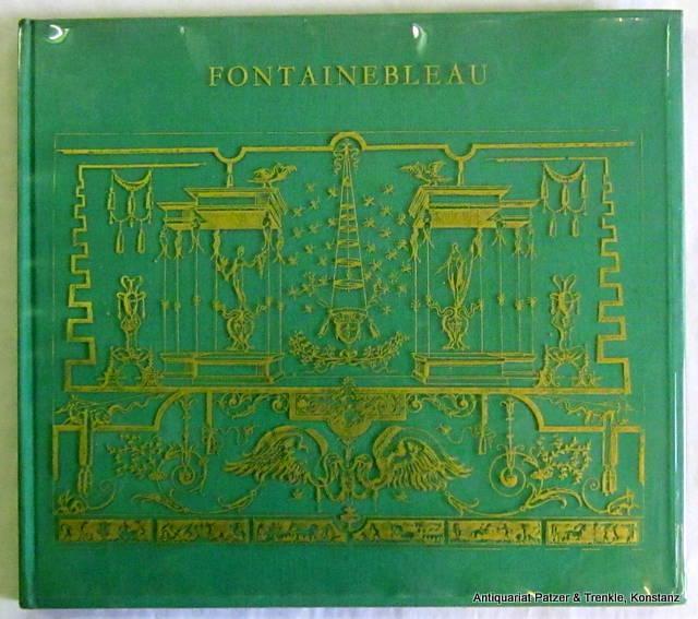 Présenté par André Billy et Boris Lossky.: Fontainebleau.