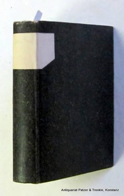 Anthologie aus Jean Paul. Mit biographischem Vorwort.: Jean Paul (Friedrich