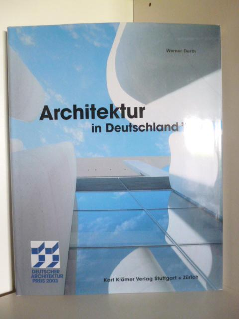 Architektur in Deutschland 2003: Durth, Werner