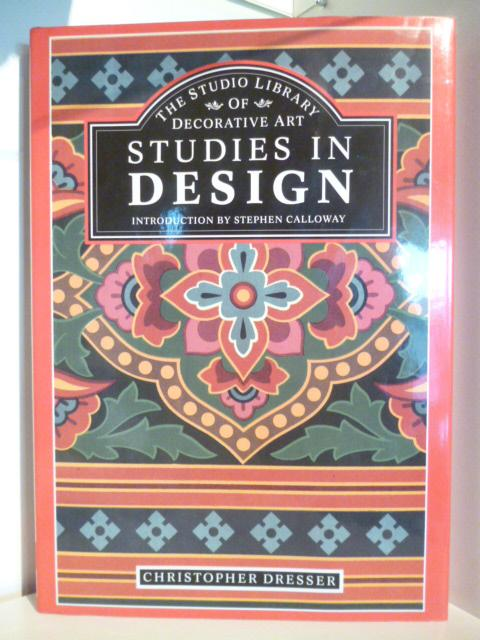 The Studio Library Decorative Art Studies in: Introduction by Stephen