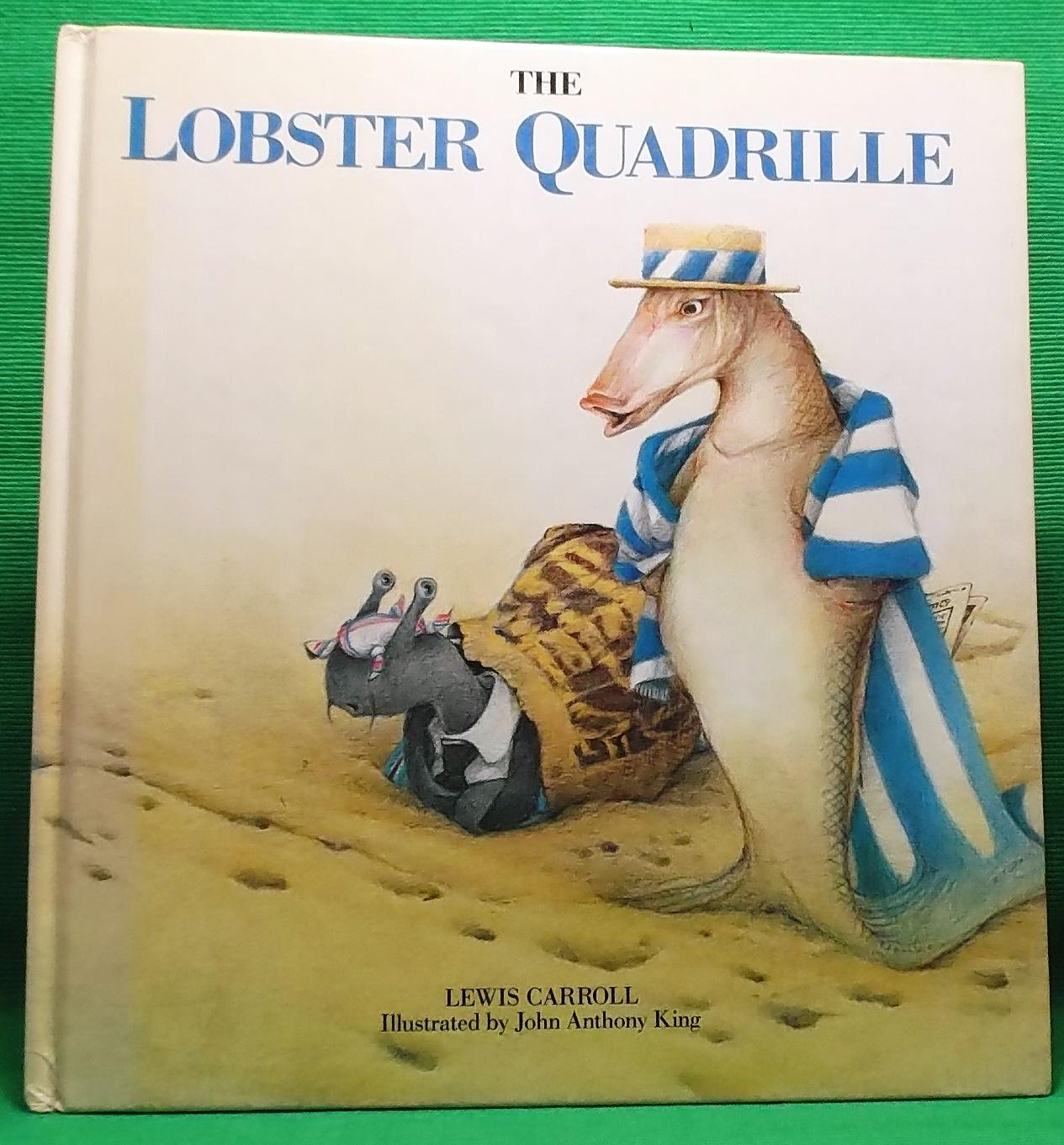 Lobster Quadrille by Carroll, Lewis ...