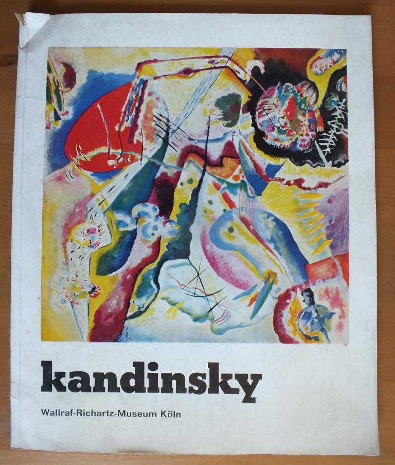 Gemälde und Aquarelle.: Kandinsky, Wassily