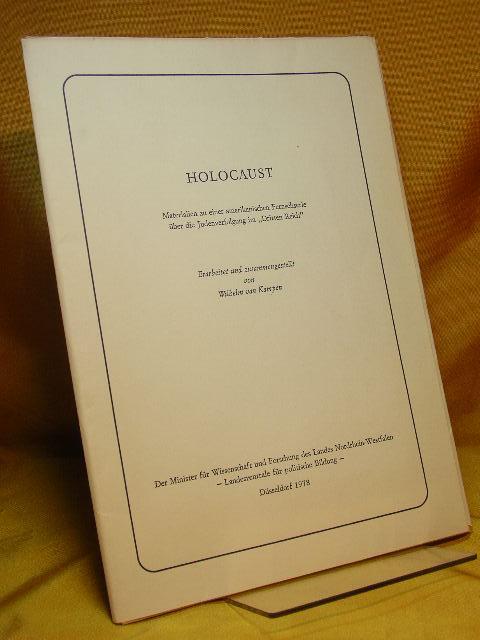 Holocaust : Materialien zu einer amerikanischen Fernsehserie: Kampen, Wilhelm van: