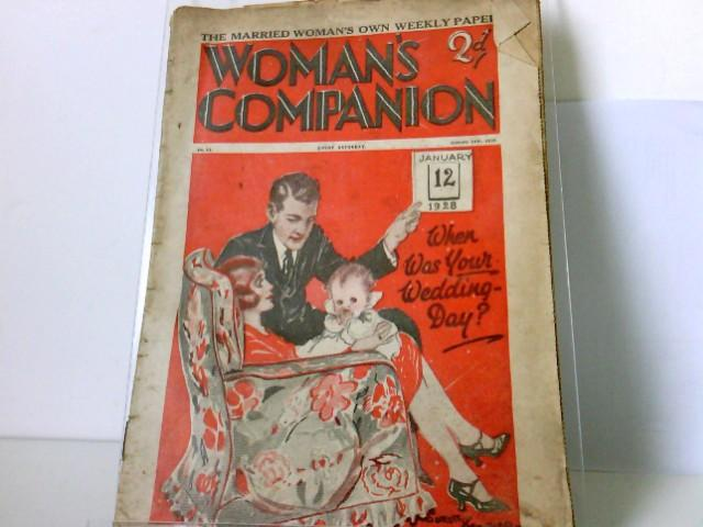 Woman's Companion - The married woman's own: Amalgamated Press (Hrsg.):