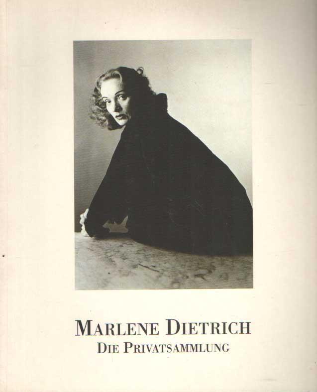 Marlene Dietrich: Die Privatsammlung - Hofmann, Barbara (herausgeber)