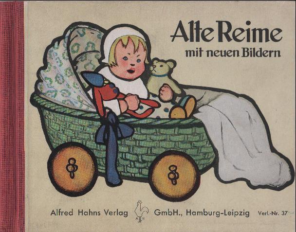 Alte Reime mit neuen Bildern: Wenz-Vietor, Else