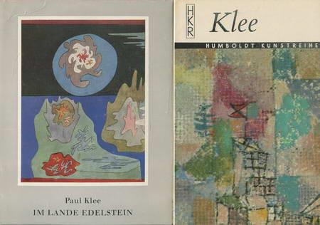 2 Bücher: Paul Klee Humboldt Kunstreihe /: Klee, Paul