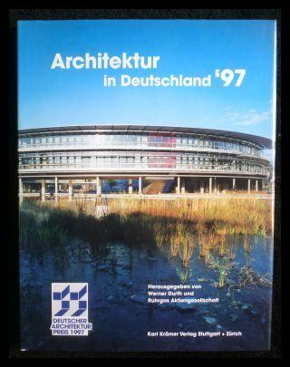Architektur in Deutschland'97 Deutscher Architekturpreis: Durth, Werner: