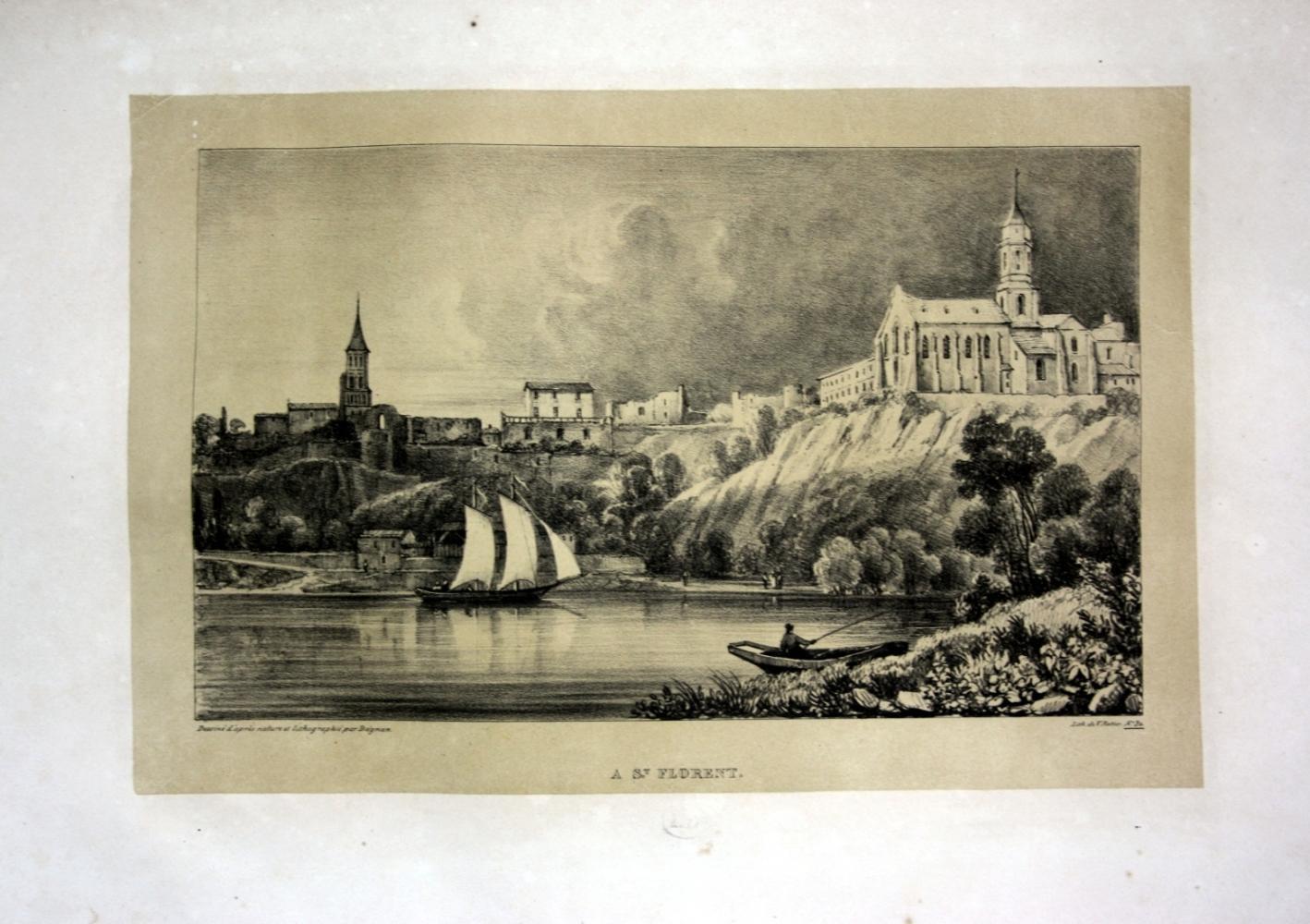 "A St Florent"" - Saint Florent Korsika: Dagnan, Isodore:"