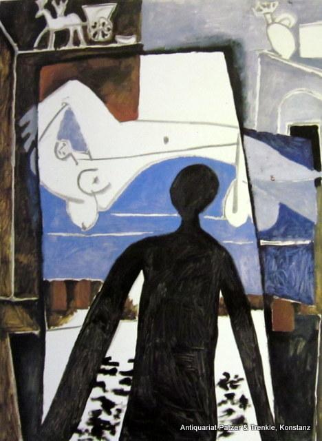 1953-1973. Begleitband zur Ausstellung im Centre Georges: Picasso. -- Le