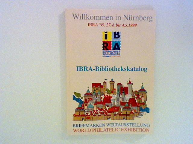 Internationale Briefmarken Weltausstellung Nürnberg 27.4. - 4.5.99: Lindner, Franz Karl: