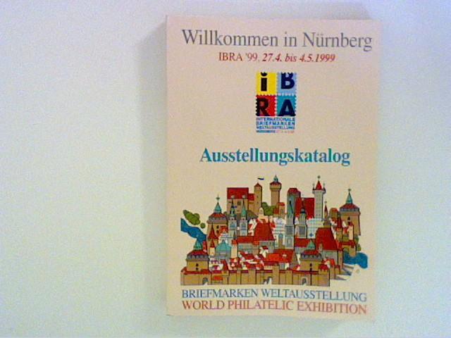 Internationale Briefmarken Weltausstellung Nürnberg 27.4. - 4.5.99,: Lindner, Franz Karl: