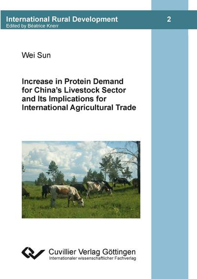 Increase in Protein Demand for China's Livestock: Wei Sun