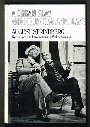 A Dream Play and Four Chamber Plays.: Strindberg, August