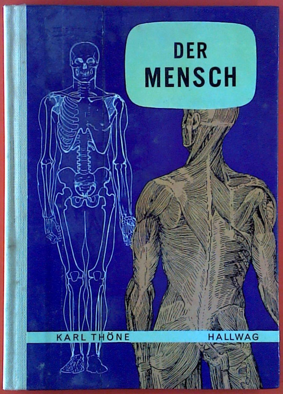 Der Mensch. Eine kurzgefasste Anthropologie: Karl Thöne