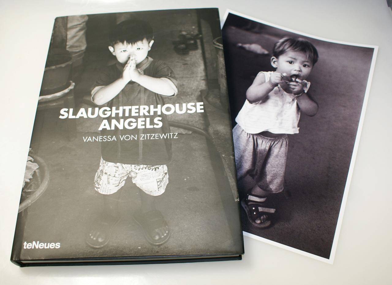 Slaughterhouse Angels - inkl. nummerierter Fotografie!: Zitzewitz, Vanessa Von