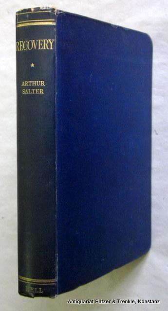 Recovery. The Second Effort. (5th printing). London,: Salter, (James) Arthur.