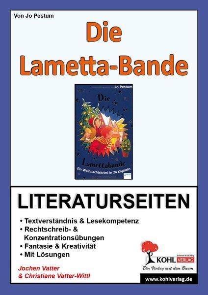 Die Lametta-Bande - Literaturseiten - Vatter, Jochen und Christiane Vatter-Wittl