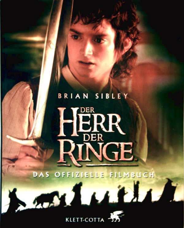 Der Herr der Ringe - das offizielle: J.R.R. Tolkien: