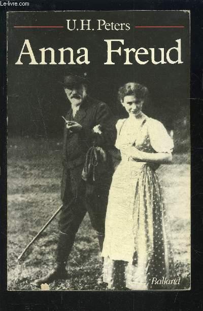 ANNA FREUD - PETERS U.H.
