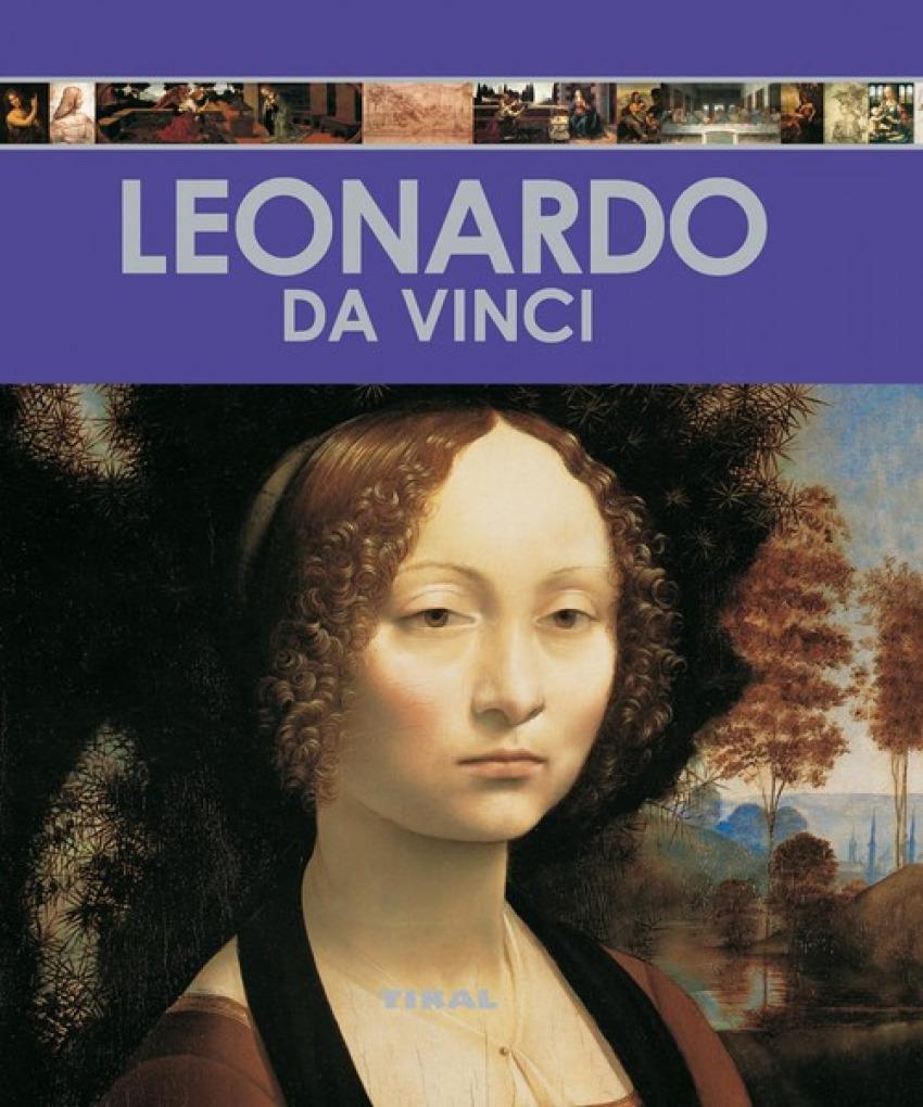 Leonardo Da Vinci (Enciclopedia del arte) - García Sánchez, Laura