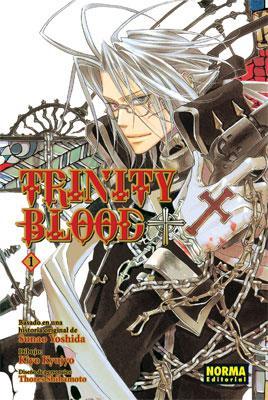 Trinity blood - Vv.Aa.