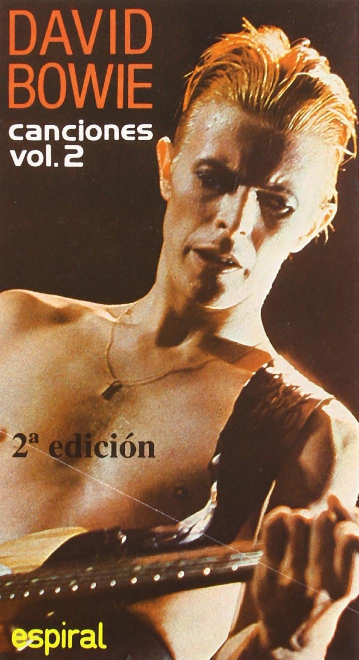Canciones de David Bowie - Bowie, David