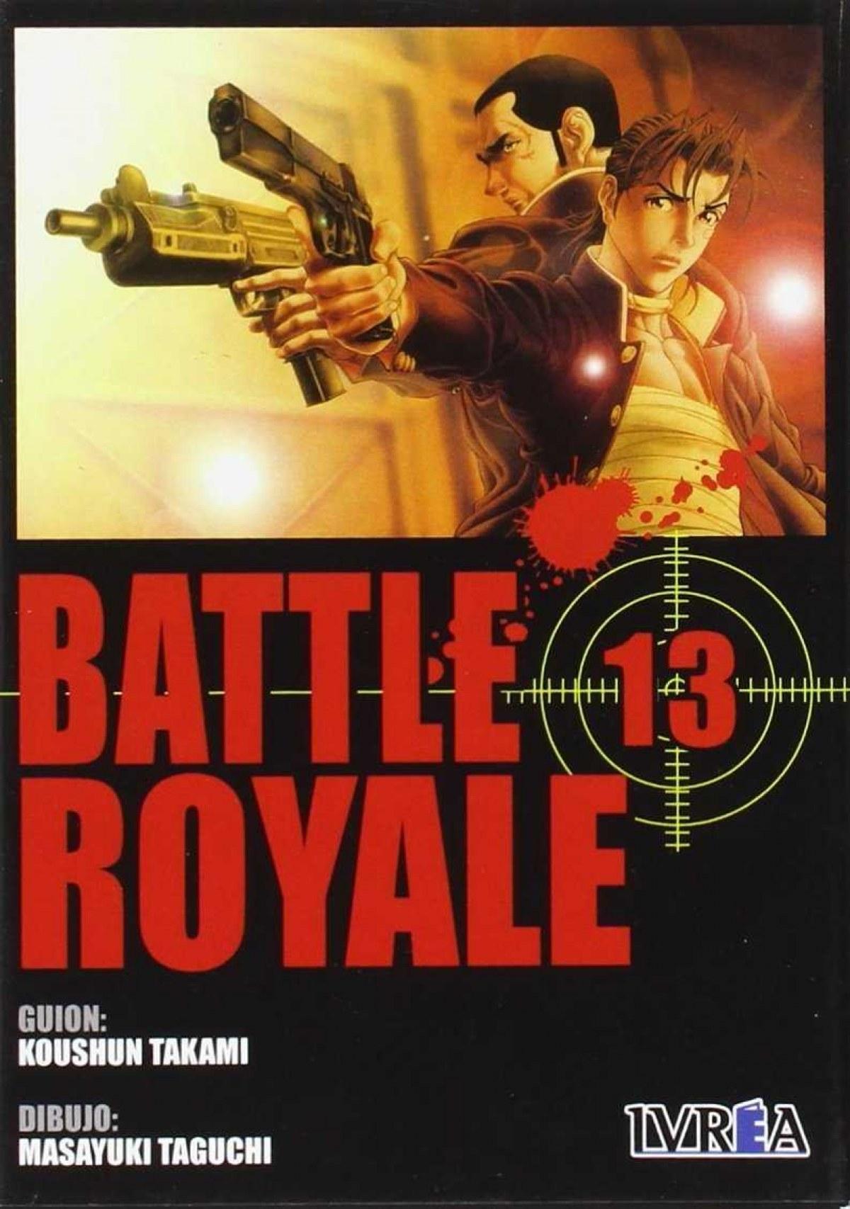 Battle Royale,13 - Takami, Koushun