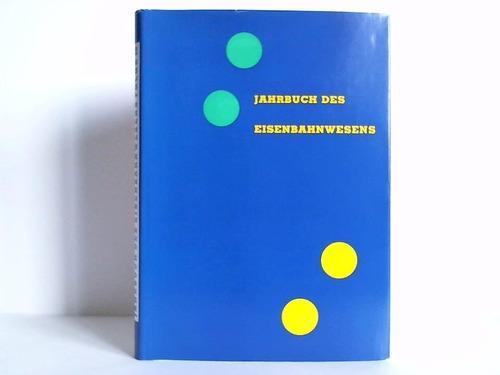 Jahrbuch des Eisenbahnwesens, 20. Folge - 1969: Vogel, Th. (Hrsg.)