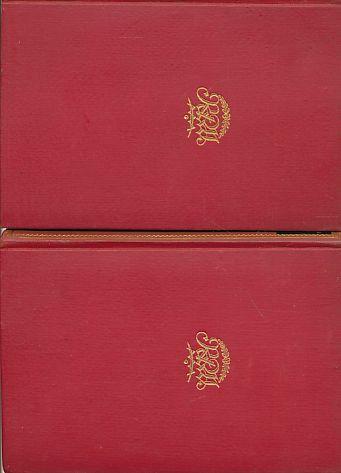 2 Bände) Der Idiot. Roman in vier: Dostojewski, Fjodor M.: