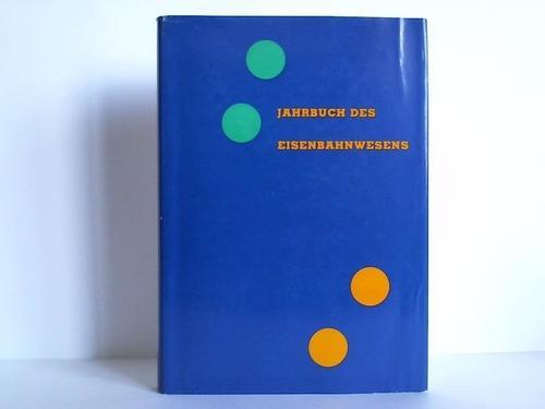 Jahrbuch des Eisenbahnwesens - 15. Folge: Vogel, Th. (Hrsg.)