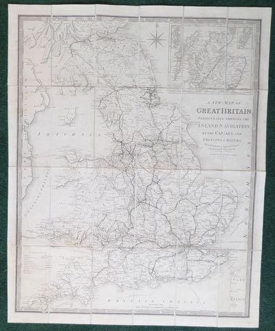 A New Map of Great Britain; Particularly: WYLD James 1812-1887