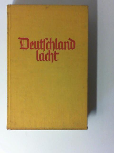 Deutschland lacht. Volkhafter Humor,: Seibold, Karl:
