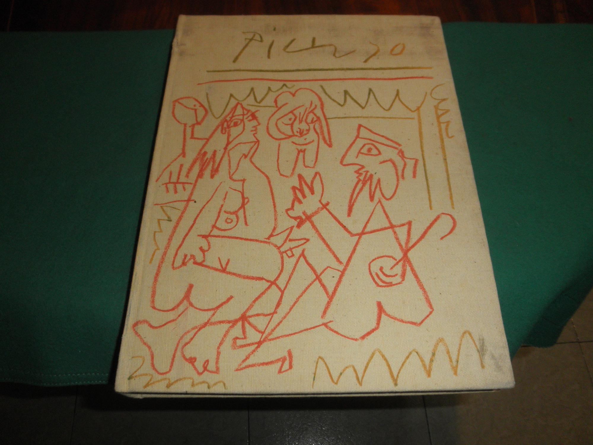 Pablo Picasso Les déjeuners