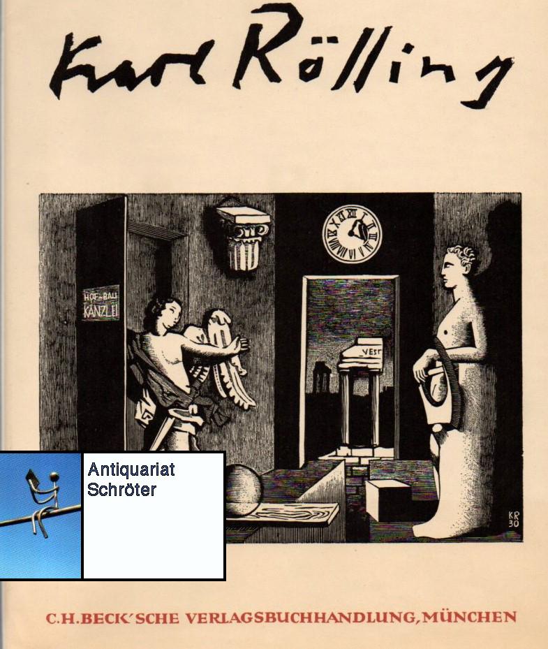 Karl Rössing. Das Illustrationswerk. Dargestellt in 182: Ehmcke, F.H. (d.i.
