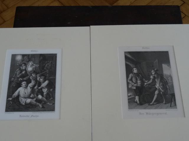 1,Der Bürgergeneral. 2,Reineke Fuchs.: Goethe: