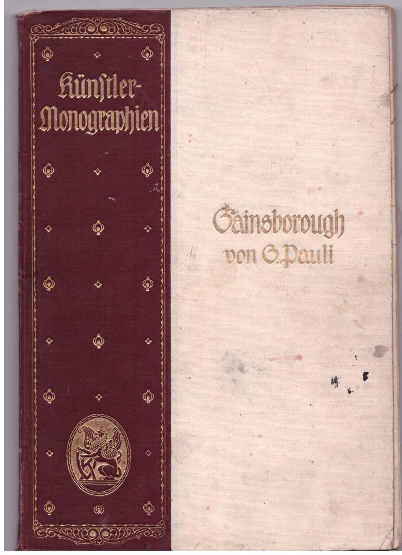 Gainsborough: Pauli, Gustav