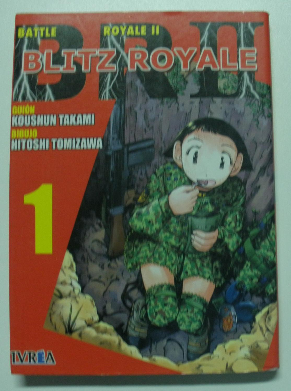 Battle Royale II: Blitz Royale 01 - Takami, Koushun