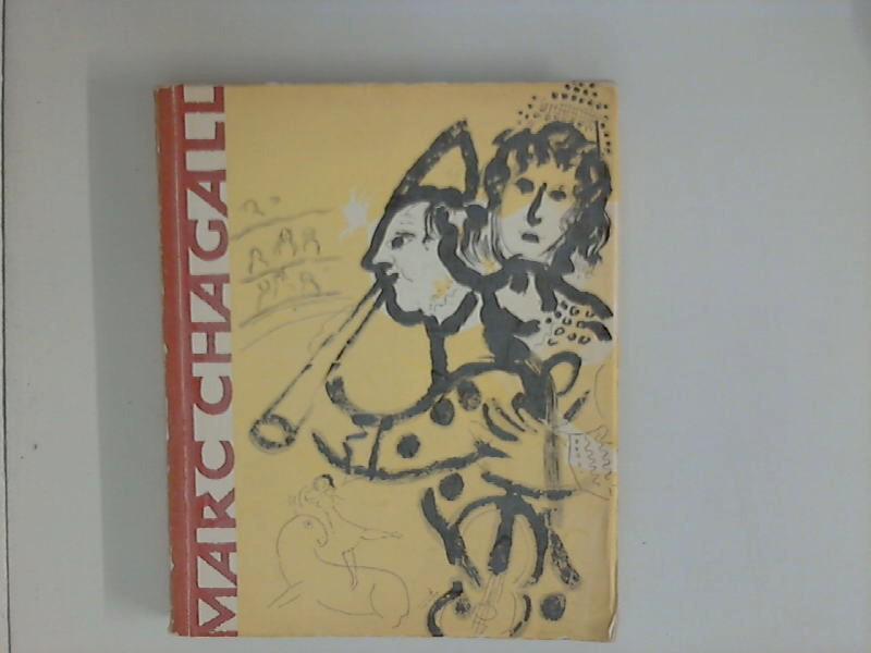 Marc Chagall. Katalog zur Ausstellung 1959 : Chagall, Marc: