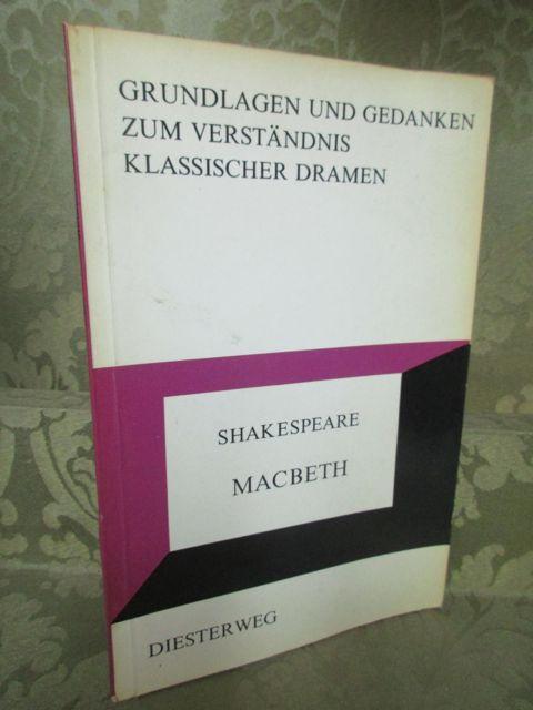 Shakespeare Macbeth.: Flatter, Richard.