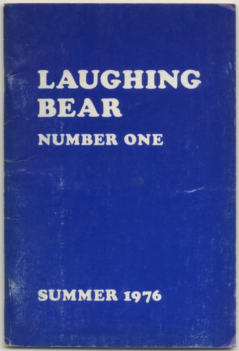Laughing Bear 1 - Summer 1976 (Volume: SMITH, Lawrence R.,