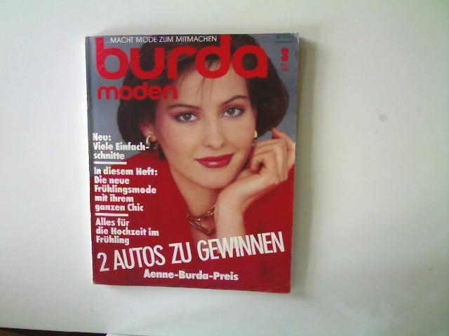 Burda Moden - Ausgabe 3 März 1984,: Autorenkollektiv: