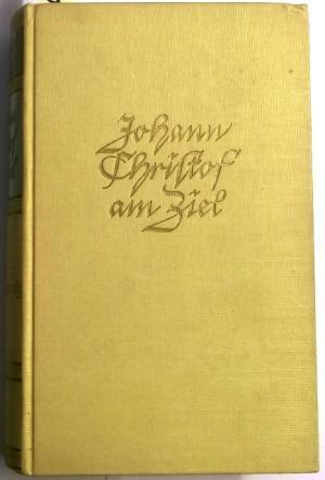 Johann Christof an Ziel.: Rolland, Romain