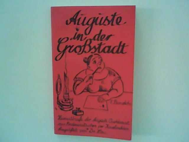 Auguste in der Grossstadt : 1. Bandche - Lau, Alfred