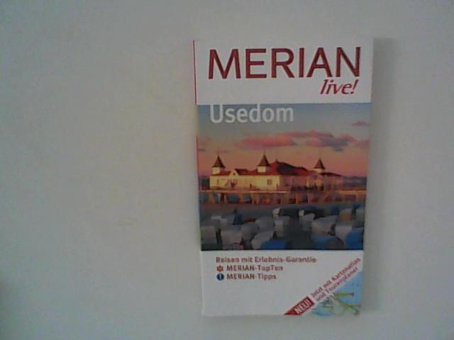 Usedom : Reisen mit Erlebnis-Garantie. Merian live!: Medina, Horst: