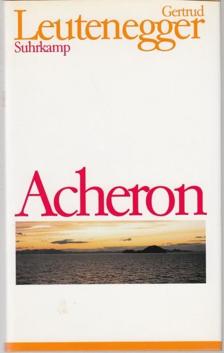 Acheron: Leutenegger, Gertrud